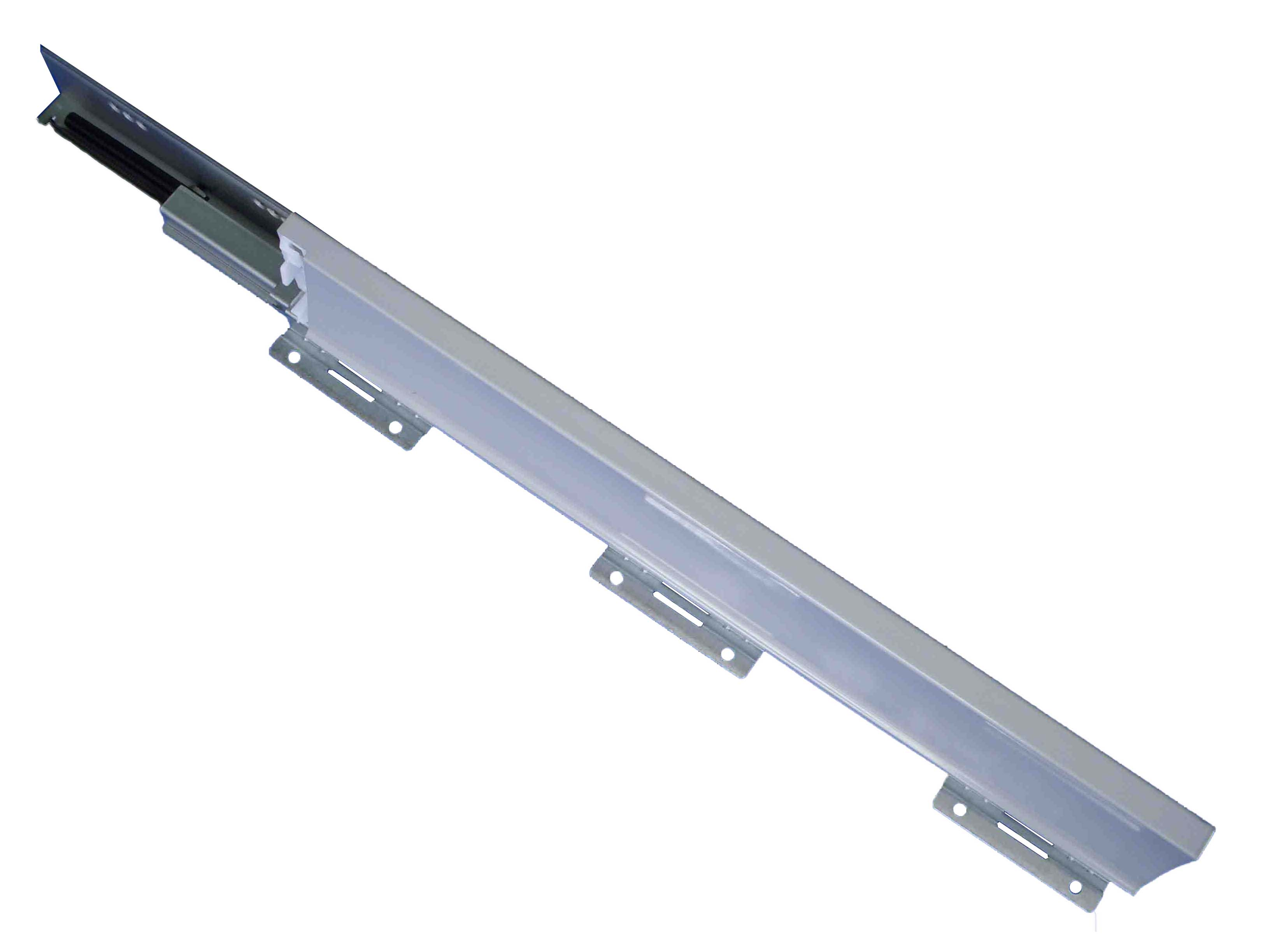 Full extension steel drawer slide