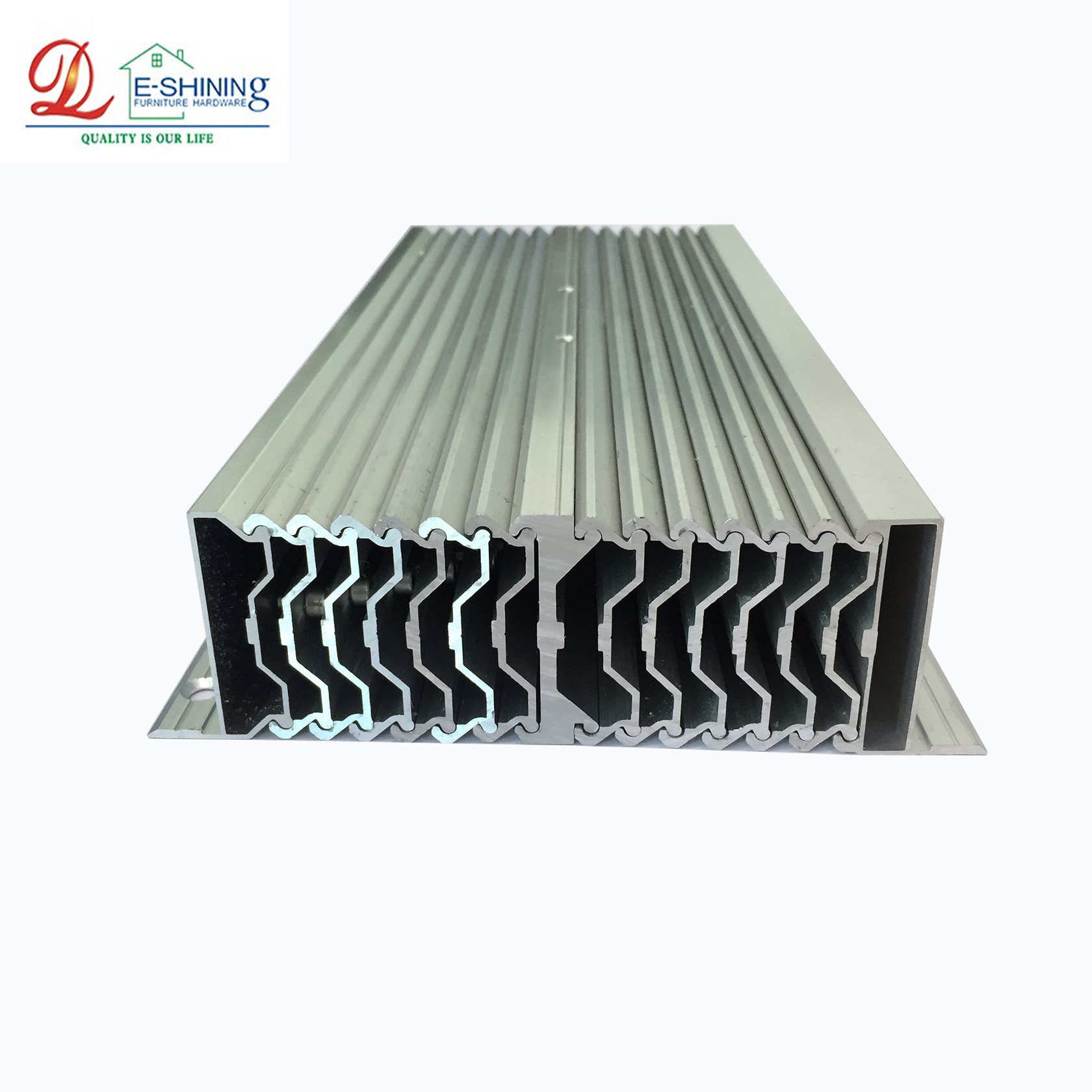 Multisection Aluminum Alloy Table Slide
